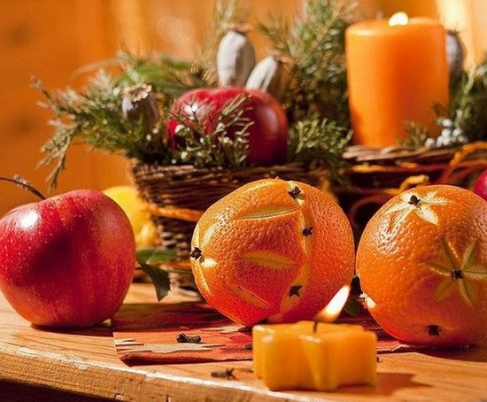Чудесные ароматы зимы в доме