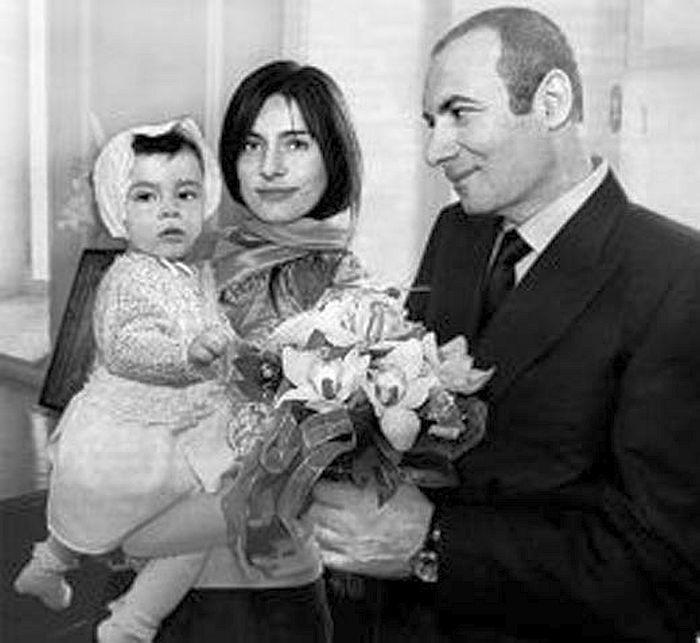 Игорь Крутой с первой женой Еленой и сыном Колей. / Фото: www.stuki-druki.com