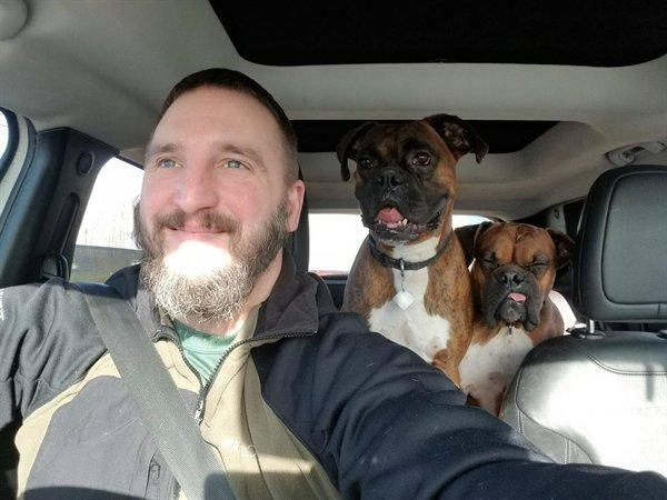 Смешные собаки всегда вызывают улыбку Юмор,приколы
