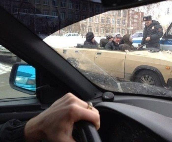 Только в России