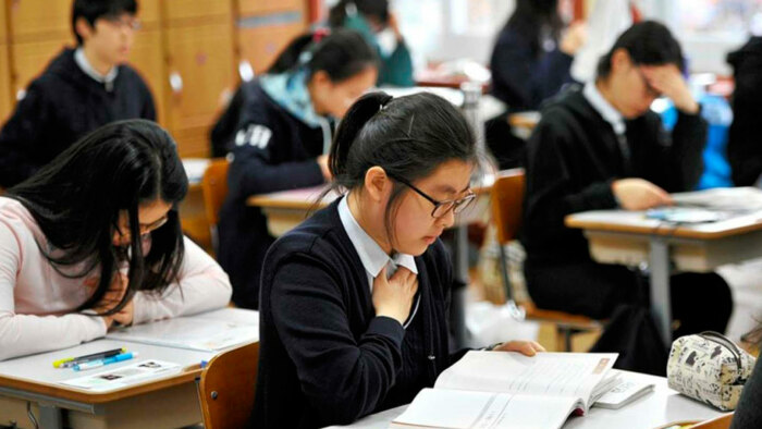 Лотерея в южнокорейских школах встречается довольно часто. /Фото:epochtimes.com