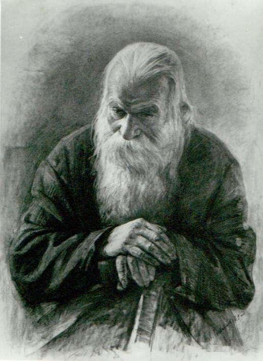 Old man - Бабайлов Игорь Валерьевич