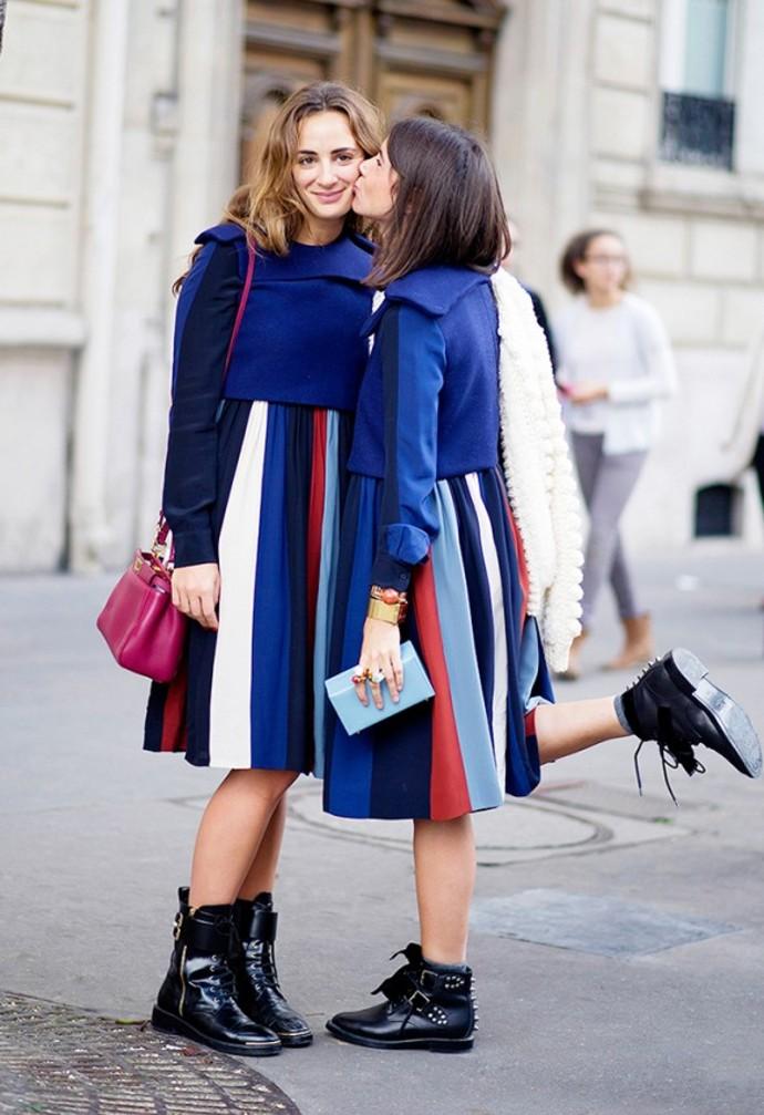 10 причин иметь модную подругу