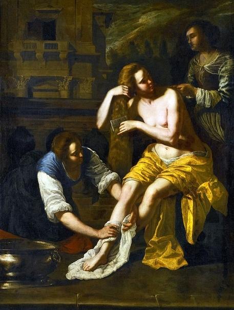 «Купание Вирсавии» (1637-1638)