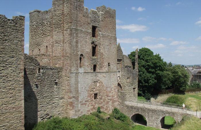 Замок Кип, Англия