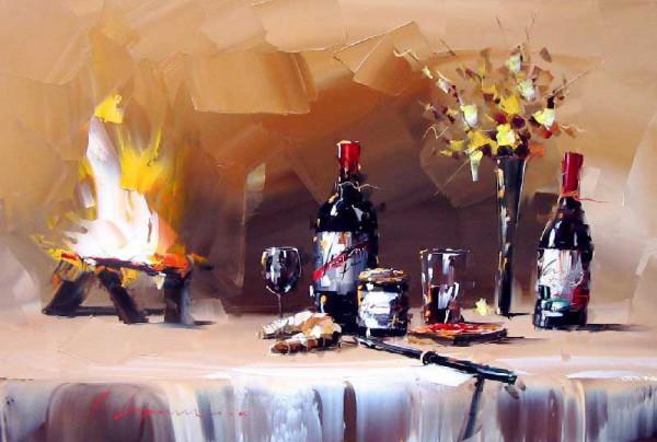картина художник kal gajoum-28