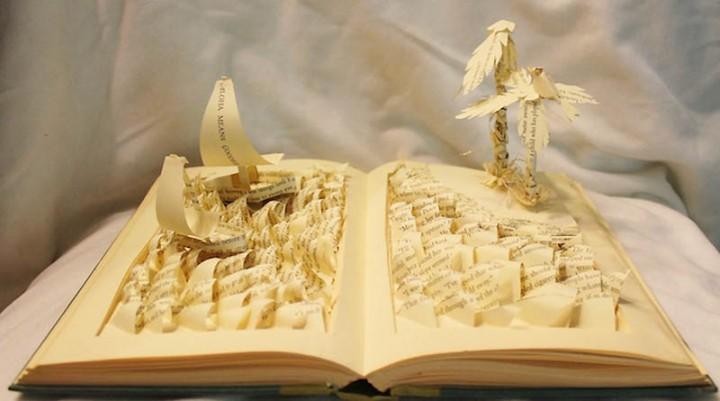 912 Бумажные истории из любимых книг