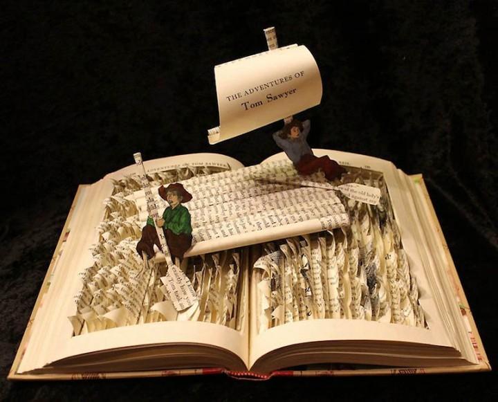 320 Бумажные истории из любимых книг