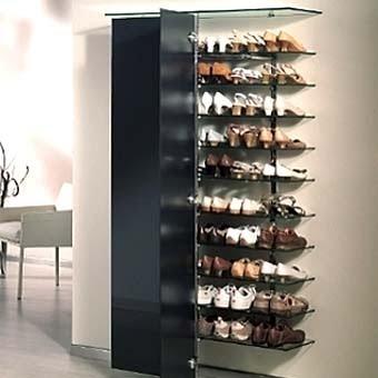 современный шкаф для обуви