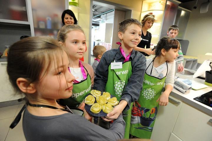 46 Учим детей готовить