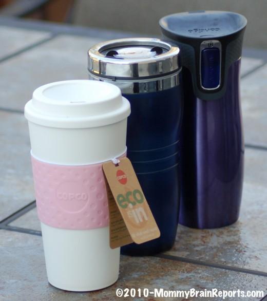 Стаканы для кофе многоразовые