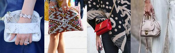 Модные сумки Street Style весна-лето 2015