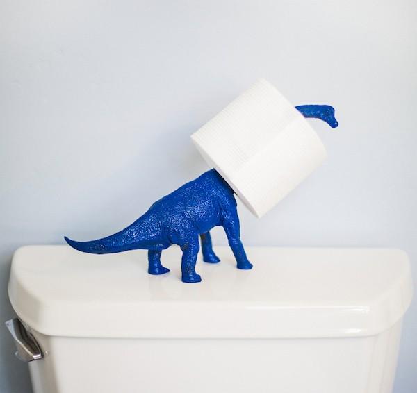 прикольный держатель для туалетной бумаги своими руками фото (1)