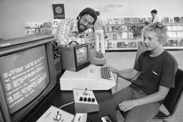 Компьютерная эволюция: долгий путь от прототипа компьютера до ноутбука (10 фото)