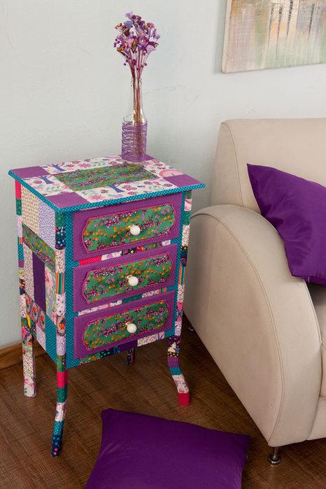 Мебель тумбочки