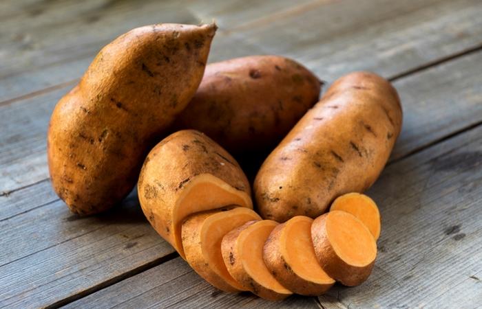 Полезно после 40: сладкий картофель.