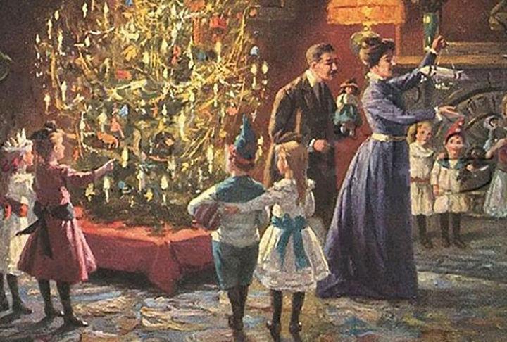 Русские новогодние игрушки: правдоподобные мифы и фантастичная реальность, фото № 4