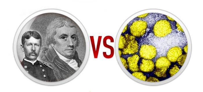 3. Блевотная ванна и комары-убийцы: Уолтер Рид и Стаббинс Ферт против желтой лихорадки