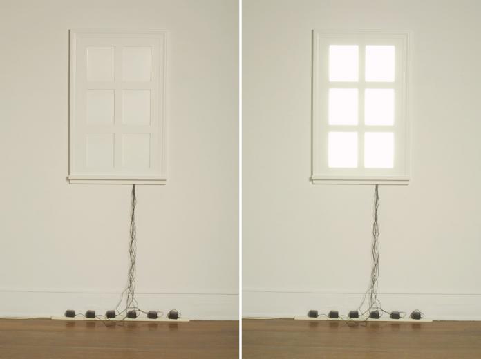 Окно, 2000