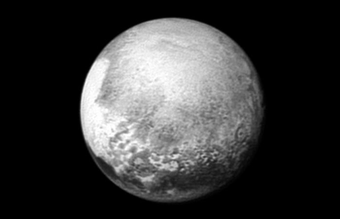 Фотоснимки Плутона: «сердце» планеты.