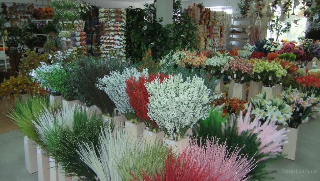 Искусственные цветы купить интернет-магазин