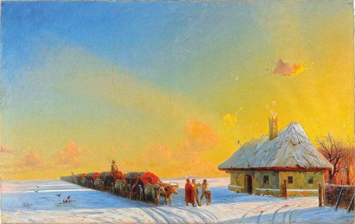 Иван Айвазовский картины - 06