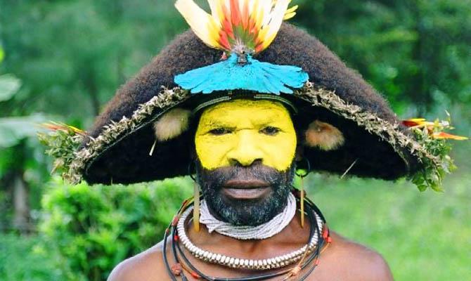 Папуа-Новая Гвинея города, языки, Интересные факты о Странах Мира