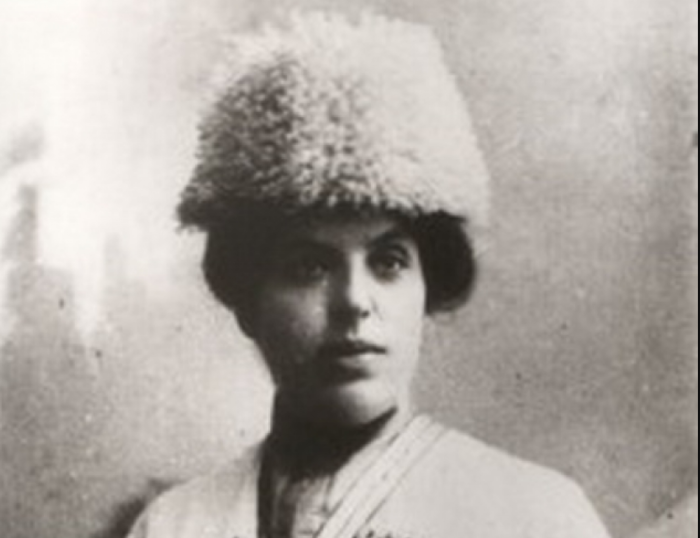 Мария Маркус, жена С.Кирова. /Фото: regnum.ru
