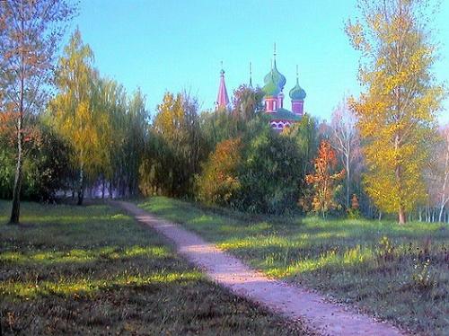 Художник Алексей Жуков (157 работ)