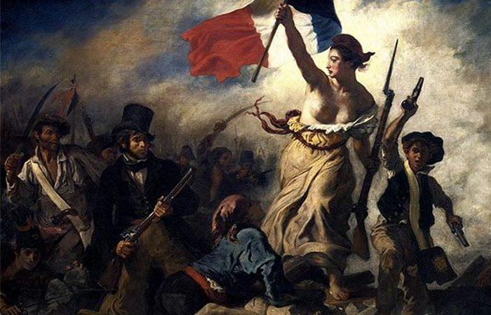 Французская революция и теория заговора.