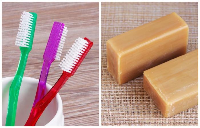 Если беспокоят проблемы с ротовой полостью, обеззараживайте зубную щетку при помощи мыла