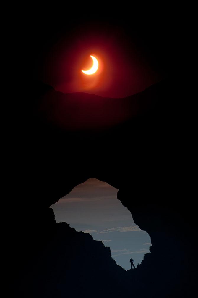 Красота национального парка Арки