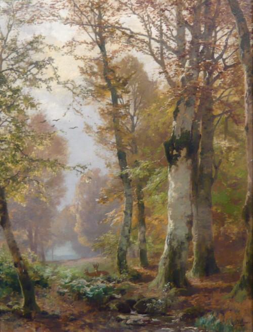художник Heinrich Bоhmer - 13