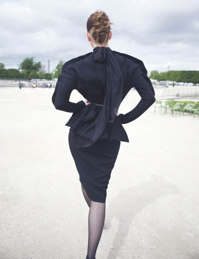 Как одеться, чтобы выглядеть стройнее