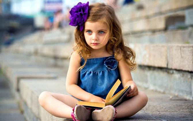 Шестилетний ребенок угадывает суть книг