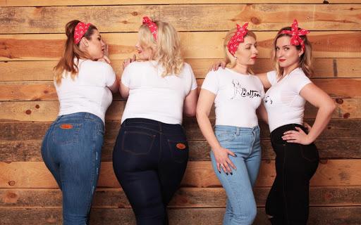 Как это – быть брендом джинсов для девушек с выдающимися бедрами – The Devochki