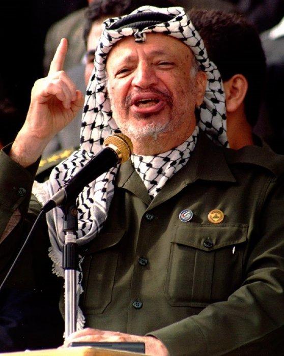 Ясир Арафат. / Фото: www.tmgrup.com.tr