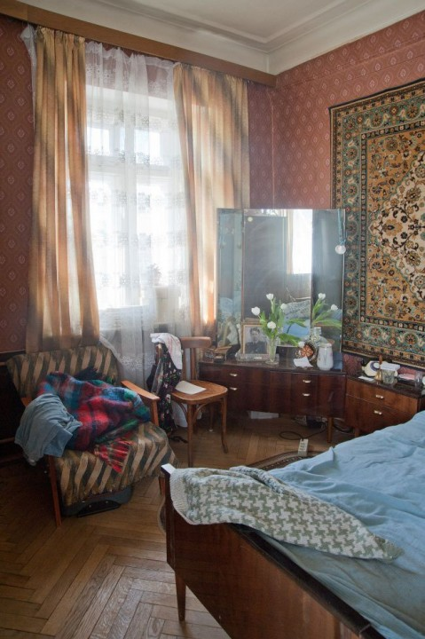 Законсервированные советские квартиры  ссср, квартира, ностальгия