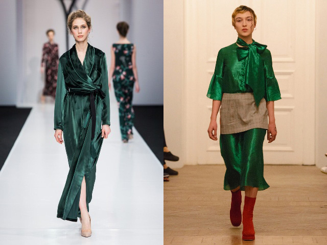 Модные цвета 2017: Lush Meadow