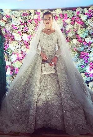 Фото №17 - 16 самых известных, красивых и дорогих свадебных платьев за всю историю