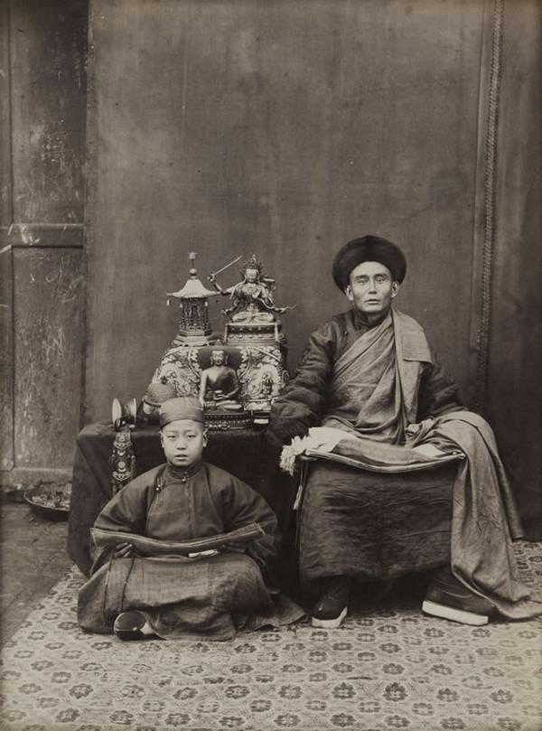Редчайшие кадры Китая времён династии Цин: природа, люди, города безвозвратно ушедшей эпохи 71