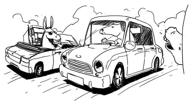Как всё устроено: Инструктор в автошколе. Изображение №1.