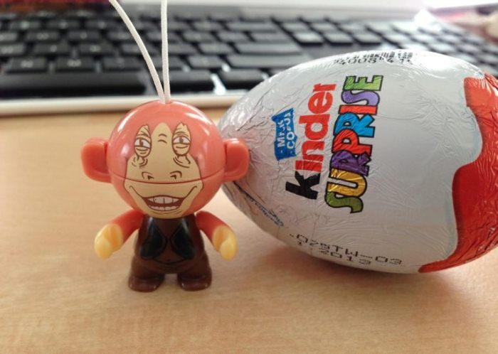 Пластиковые игрушки для детей.