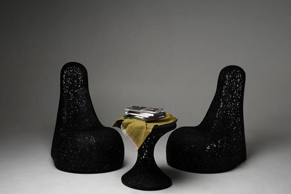 Уникальная мебель от латвийского дизайнера Раймондса Цирулиса