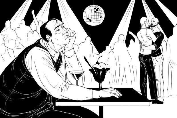 Как всё устроено: Уборщица в гей-клубе. Изображение №2.