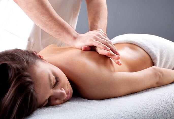 как расслабить мышцы спины и шеи