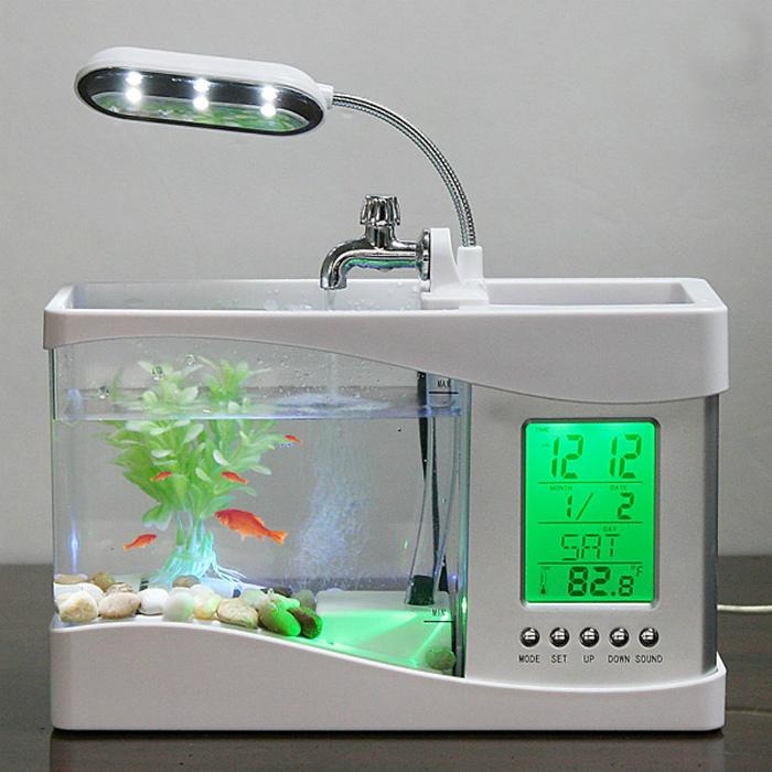 Функциональный аквариум.