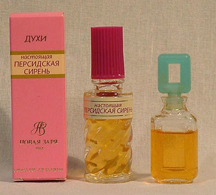 parfyum11 Яркие представители парфюмерии СССР