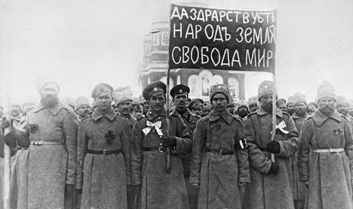 1917 год был тяжелым и страшным. |Фото: 1917daily.ru.