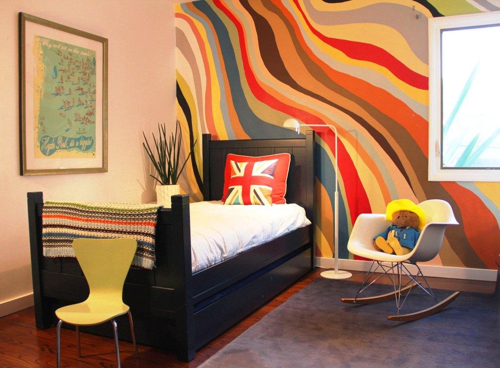 вот мама декор стены краской своими руками фото маникюра клиентки